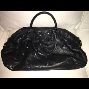 Leather Kenneth Cole bag
